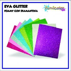 eva glitter
